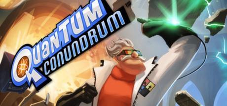 Quantum Conundrum Cover Image