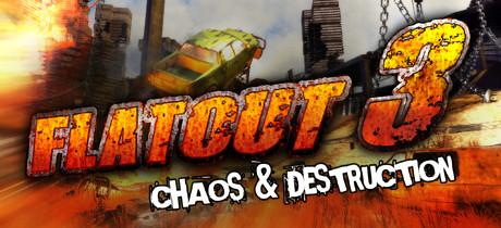 Flatout 3: Chaos & Destruction Cover Image