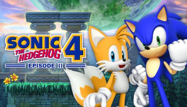 Sonic The Hedgehog 4 Episode Ii On Steam