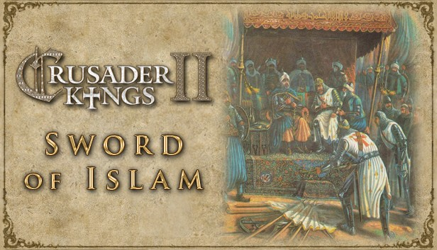 Expansion - Crusader Kings II: Sword of Islam on Steam