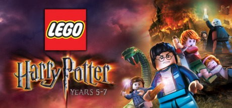 LEGO® Harry Potter: Years 5-7 Cover Image