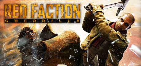 Red Faction: Guerrilla Collection steam key raffle