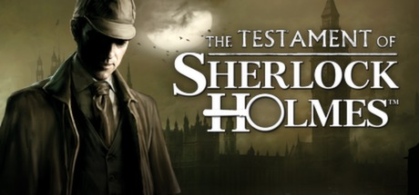 The Testament of Sherlock Holmes Cover Image