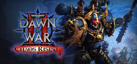 Warhammer® 40,000: Dawn of War® II Chaos Rising Cover Image