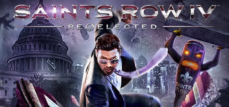 Saints Row IV Cover Image