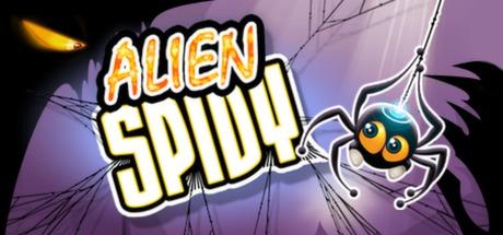 Alien Spidy Cover Image