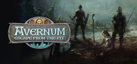 Avernum: Escape From the Pit Cover Image