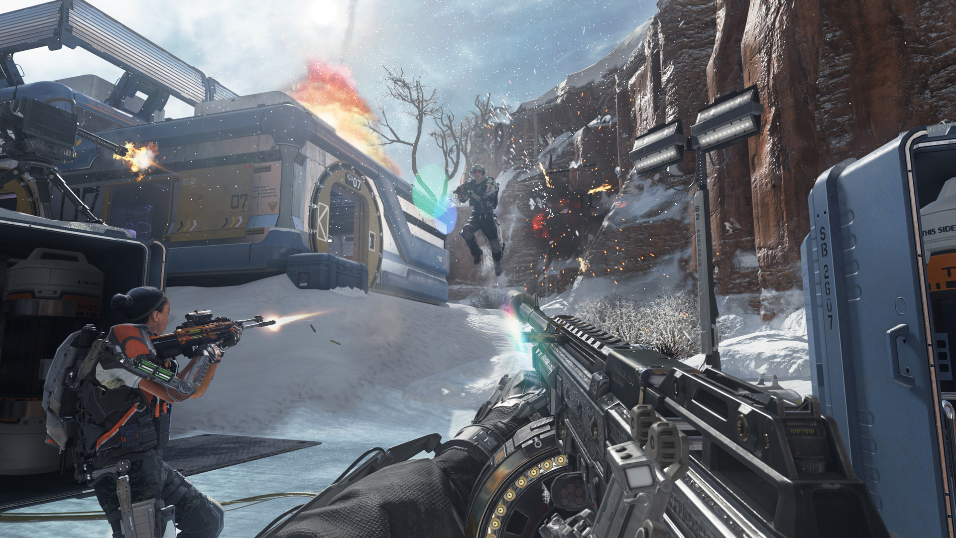 Call of Duty: Advanced Warfare PC review – fiul ratacitor