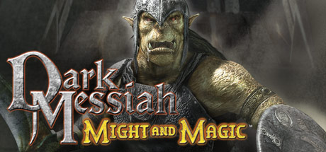 Dark Messiah of Might & Magic Cover Image