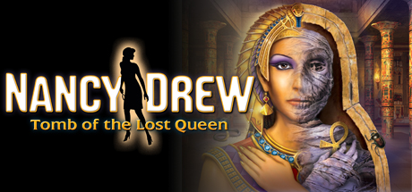 Nancy Drew®: Tomb of the Lost Queen Cover Image