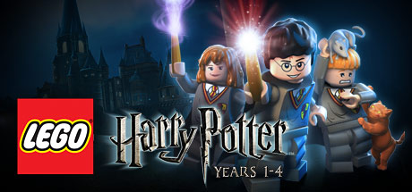 LEGO® Harry Potter: Years 1-4 Cover Image