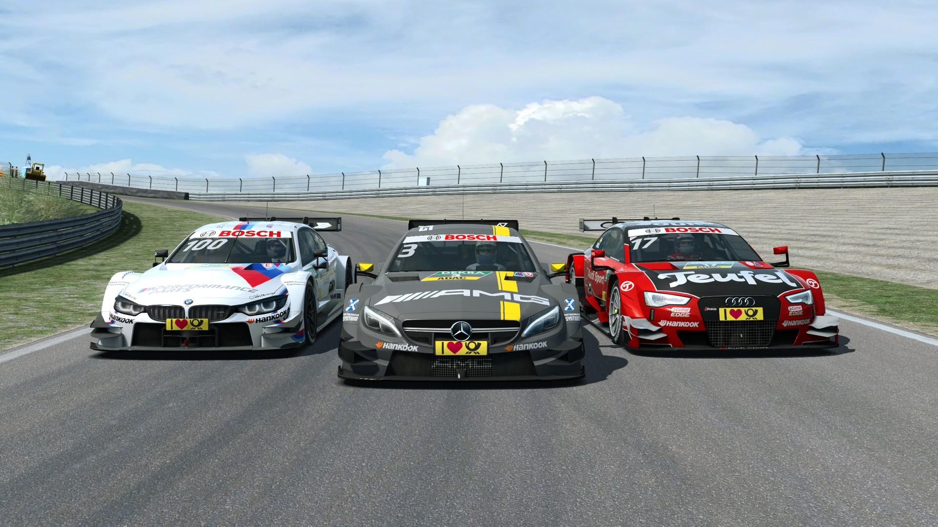 RaceRoom SimRacing