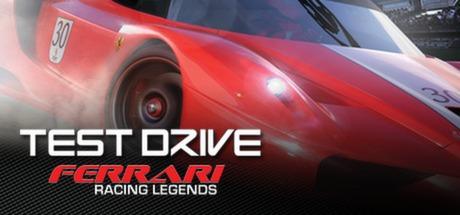 Test Drive: Ferrari Racing Legends Cover Image