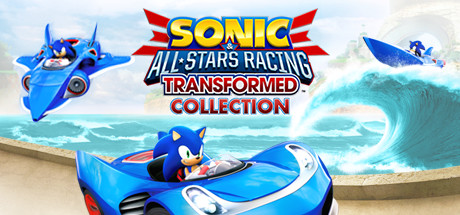 Sonic & All-Stars Racing Transformed Collection Cover Image