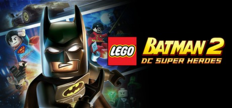 LEGO® Batman™ 2: DC Super Heroes Cover Image