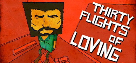 Thirty Flights of Loving Cover Image