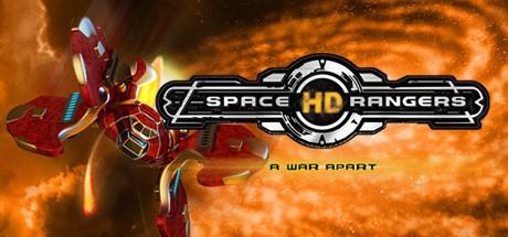 Space Rangers HD A War Apart Capa