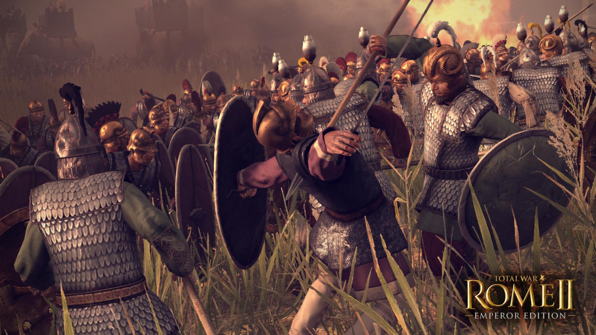 Total War: ROME II - Greek States Culture Pack Download For Mac