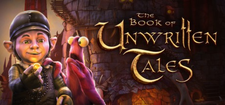 The Book of Unwritten Tales Cover Image