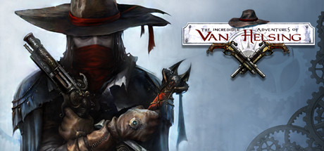 The Incredible Adventures of Van Helsing Cover Image