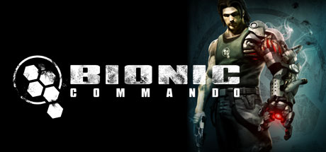 Bionic Commando Cover Image