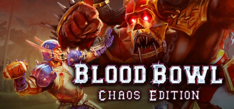Blood Bowl: Chaos Edition Cover Image