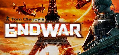 Tom Clancy's EndWar™ Cover Image