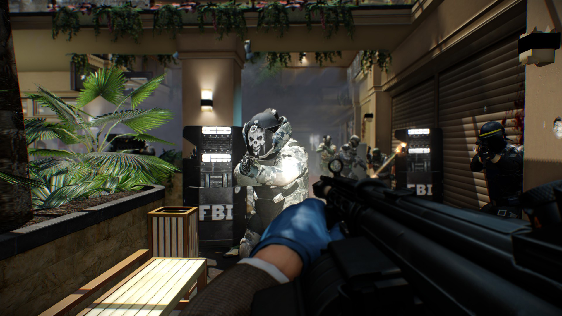 Payday 2 City of Gold Free Download
