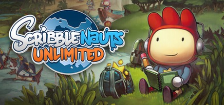 Scribblenauts Unlimited Cover Image