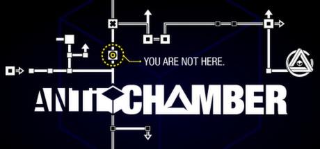 Antichamber Cover Image
