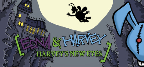 Edna & Harvey: Harvey's New Eyes Cover Image