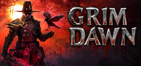 Grim Dawn Cover Image