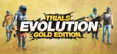 Trials Evolution: Gold Edition Cover Image