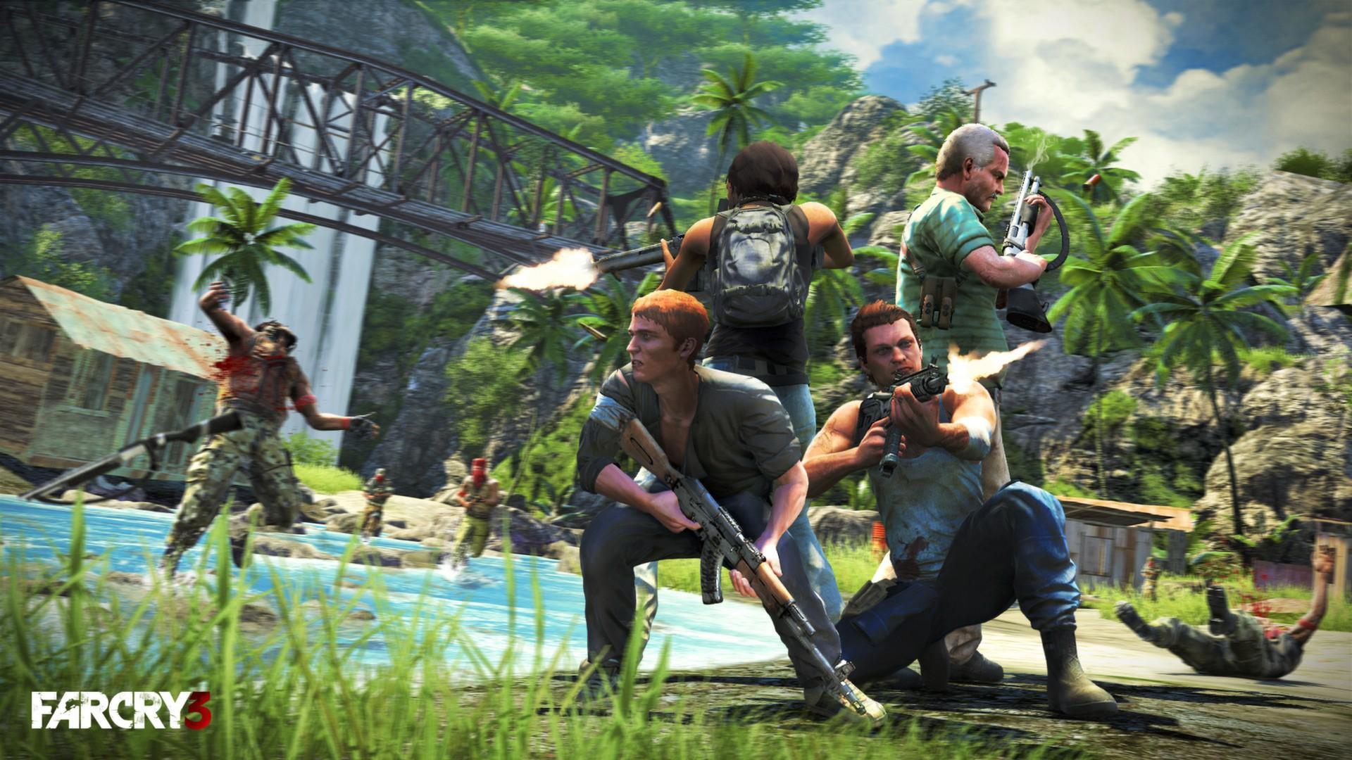 Far cry 3 редактор карт как играть детские игровые аппараты на реализацию