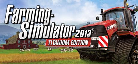 Farming Simulator 2013 Titanium Edition Cover Image