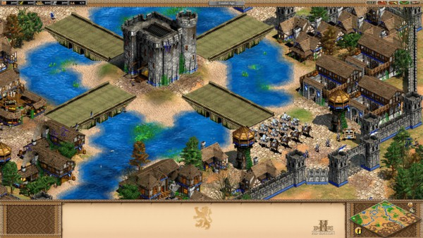 Age of Empires II CD Key 3