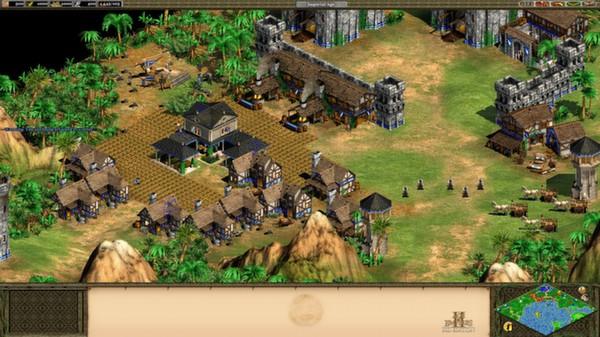 Age of Empires II CD Key 1