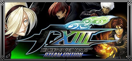 THE KING OF FIGHTERS XIII STEAM EDITION Cover Image