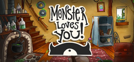 Monster Loves You! Cover Image