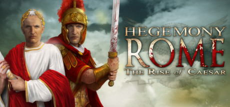 Hegemony Rome: The Rise of Caesar Cover Image
