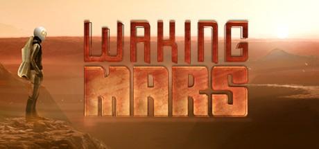 Waking Mars Cover Image