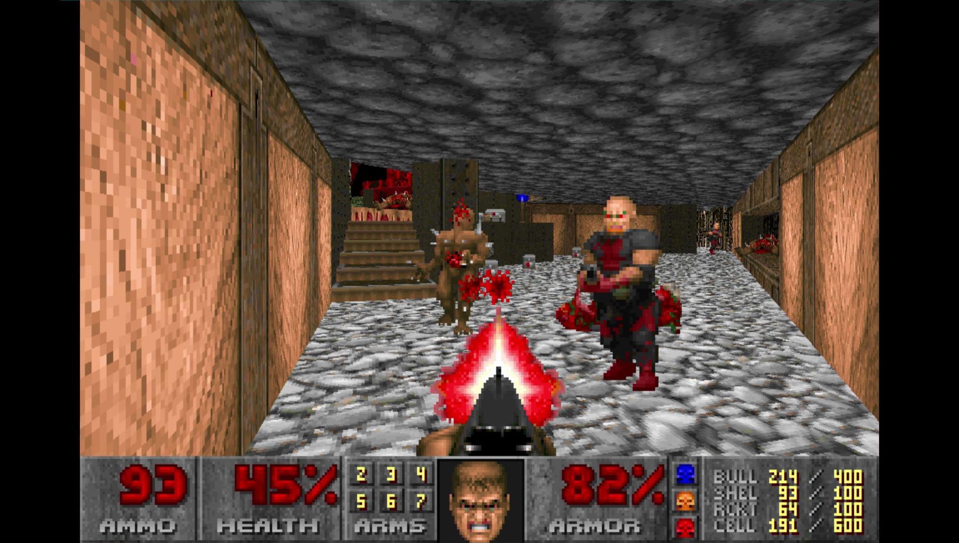 Ultimate Doom Steam'de %70 İndirimli