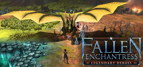 Fallen Enchantress: Legendary Heroes Cover Image