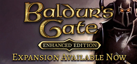 Baldur's Gate: Enhanced Edition Cover Image