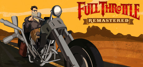 Full Throttle Remastered Cover Image