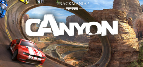 TrackMania² Canyon Cover Image