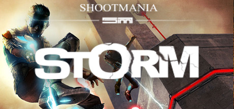 ShootMania Storm Cover Image