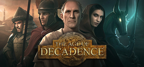 The Age of Decadence Cover Image