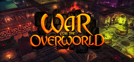 War for the Overworld Cover Image