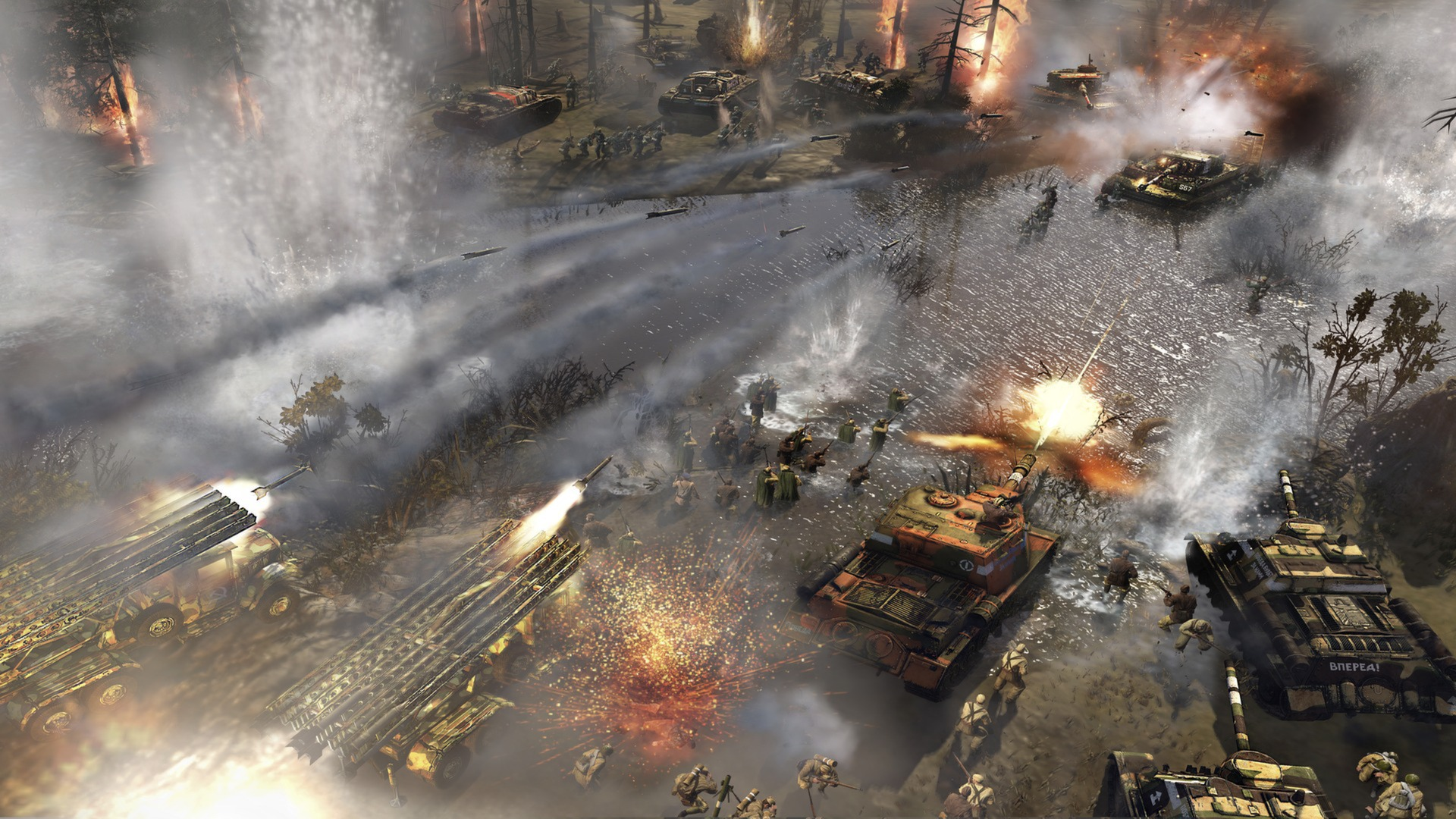 Company of Heroes 2: Master Collection Screenshot 1
